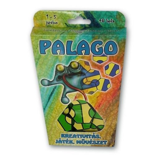 Palago játékkészlet 48 lapka