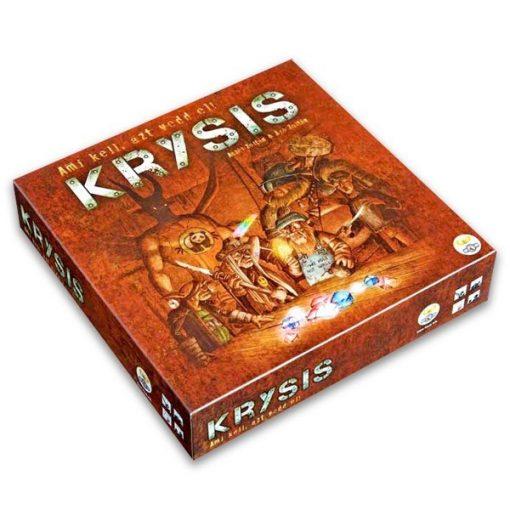 Krysis - Ami kell, azt vedd el!