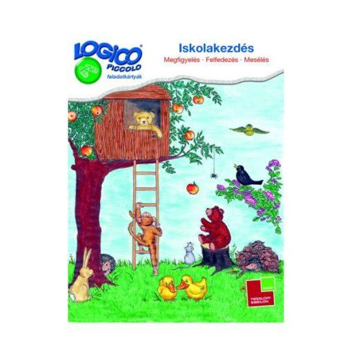 Iskolakezdés, megfigyelés, felfedezés, mesélés - Logico Piccolo