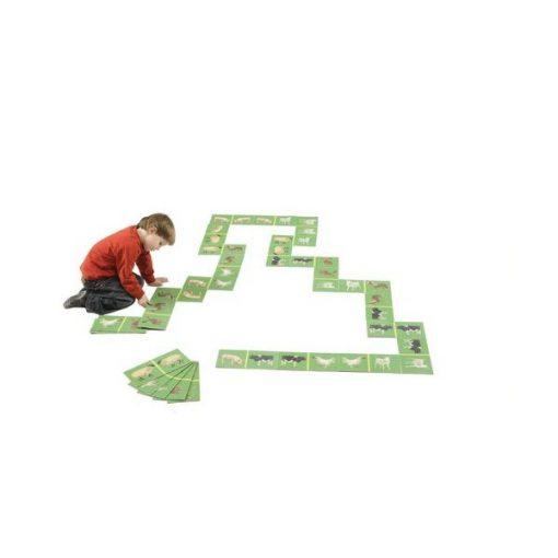 Óriás dominó szőnyeg - Farm - HOK11312