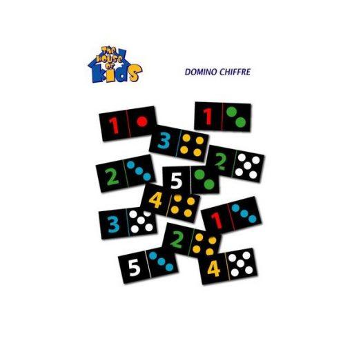 Óriás dominó szőnyeg - Számdominó - HOK11318