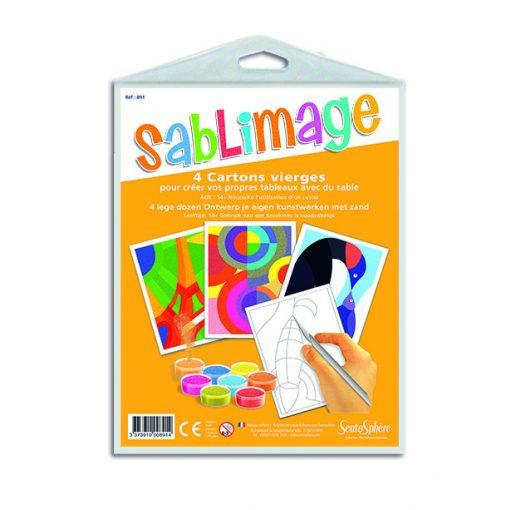 Pótlapok homokszórós játékhoz - Sentosphere SA891 R