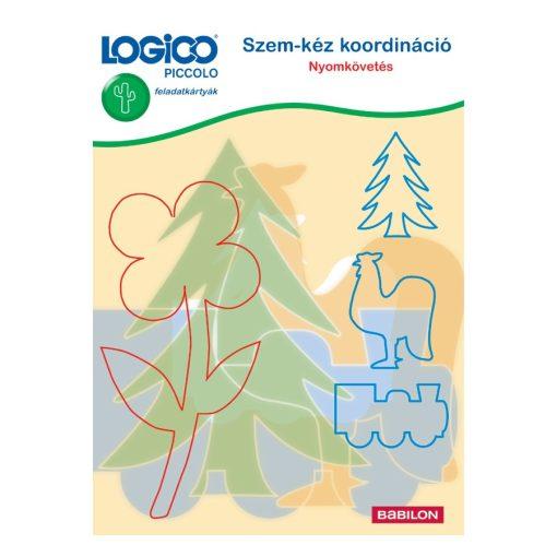 Szem-kéz koordináció: nyomonkövetés - LOGICO Piccolo
