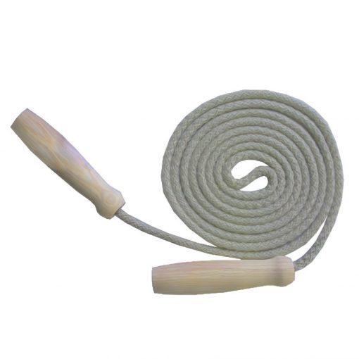 Ugrálókötél 2 méteres, fehér