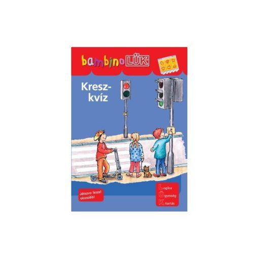 KRESZ kvíz, Bambino - LÜK LDI124