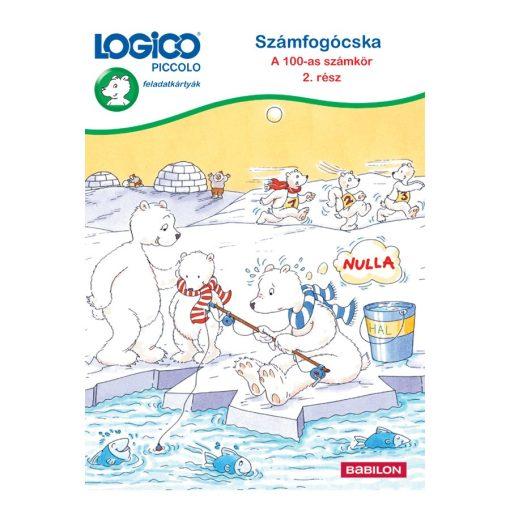 Számfogócska, 100-as számkör, 2. rész - LOGICO Piccolo