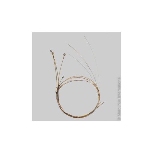 Auris húrkészlet, pentaton hárfához (12 húr)